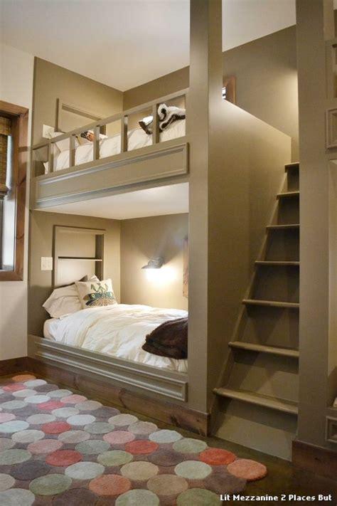 lit mezzanine 2 places but with contemporain chambre d enfant d 233 coration de la maison et des