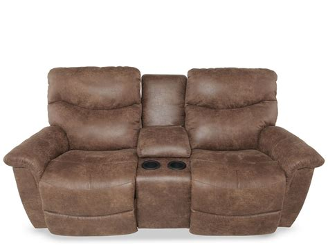 Double Recliner  Lazboy  Mathis Brothers