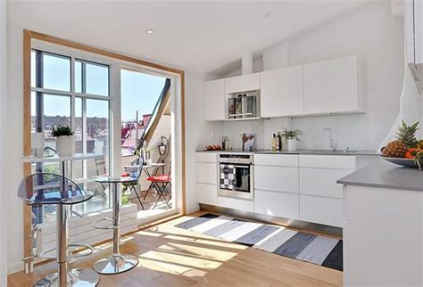 Small Apartment : Turning A Small Apartment Into A