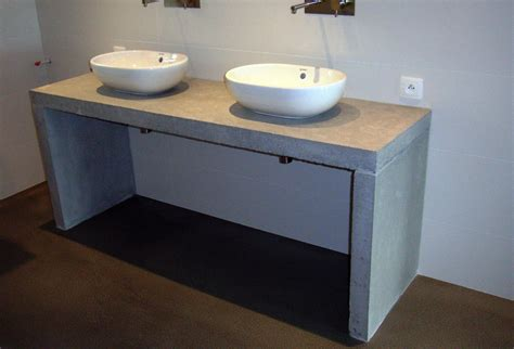 plan de travail salle de bain serve