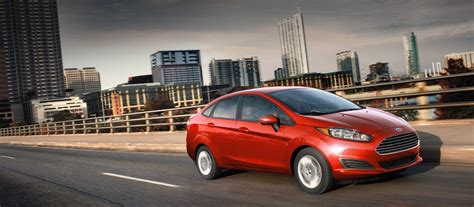 2018 Ford Fiesta  Sedans & Hatchbacks Ford®