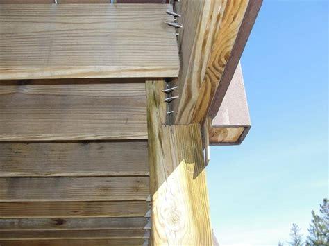 Deck Joist Hangers Or Not by Decks Joist Hangers For Decks