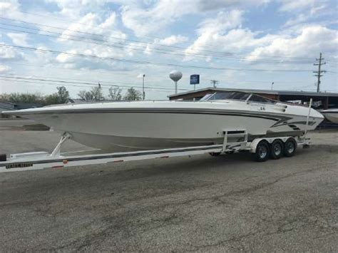 Used Fountain Boats by Used Fountain 42 Lightning Boats For Sale Boats