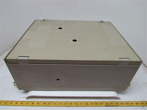 carlon hp2016b non metallic junction box electrical