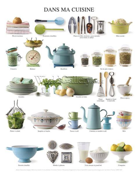 les ustensiles de cuisine vocabulaire fran 231 ais cuisine cucina et amour