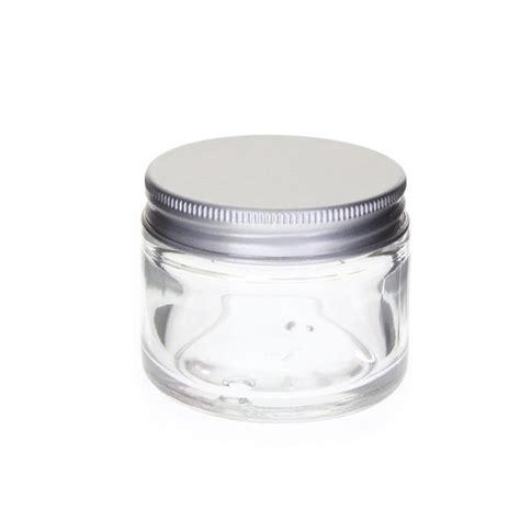 pot en verre et couvercle aluminium huiles sens