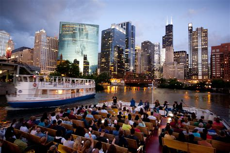 Group Boat Cruise Chicago by Editor Picks Best Chicago River Boat Tours
