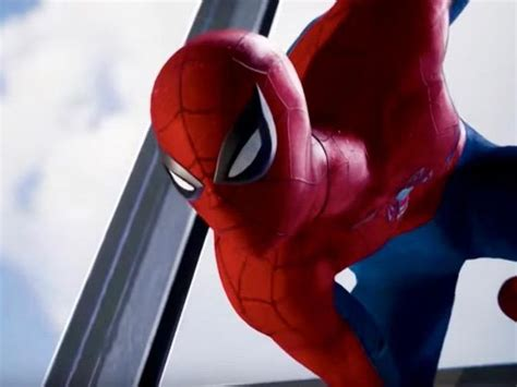 See Spider-man's Classic Costume In New Ps4 Game Trailer