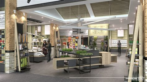 l oasis des centres commerciaux