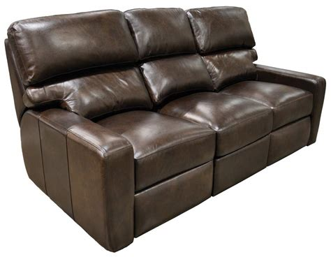 reclining sofa valley leather