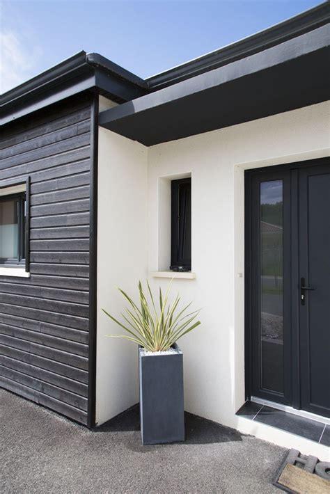 maison contemporaine avec patio