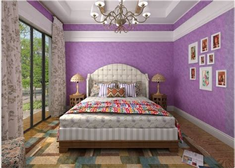 50 purple bedroom ideas for ultimate home