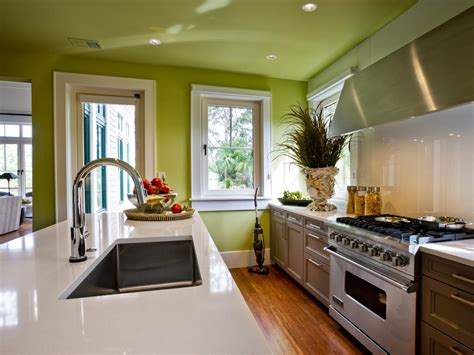 Paint Colors For Kitchens Pictures, Ideas & Tips From