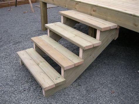 nivrem escalier bois pour terrasse diverses id 233 es de conception de patio en bois pour