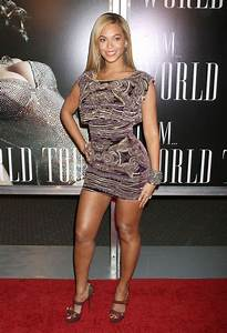 2010 - The Style Evolution of Beyonce Knowles - Livingly