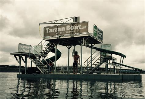 Tarzan Boat Dallas water world your water park