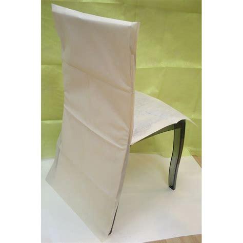 housse de chaise mariage discount housse de chaise mariage jetable pas cher