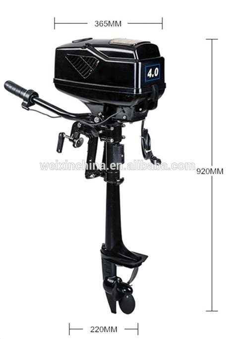 Inflatable Boat Outboard by Boat Engine Outboard Motor For Inflatable Boat Buy