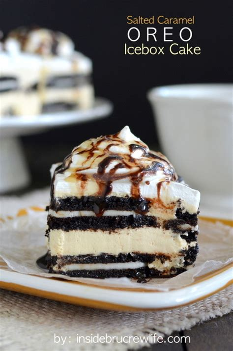oreo icebox cake my of thought 187 whatever