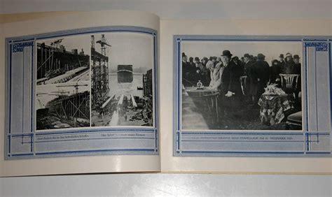 Scheepvaart Nv by Duitstalige Brochure Scheepvaart N V