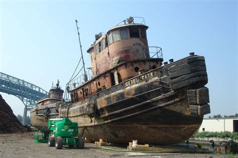 Old Wooden Tug Boats For Sale by Tugboats The Bent Page
