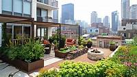 fine roof garden design Gorgeous Landscape and Gardens in Rooftop Terraces - Pinoy ...