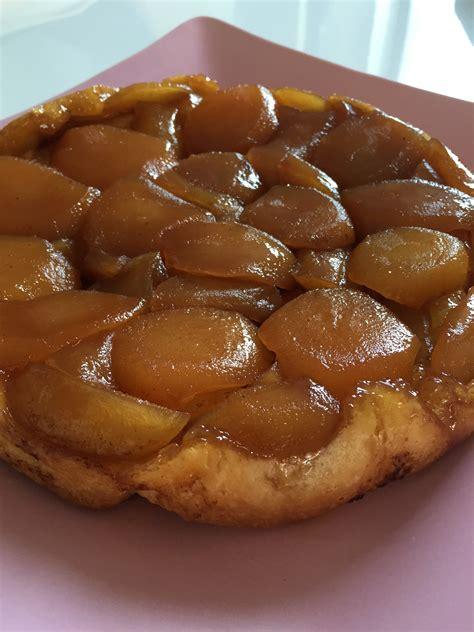 tarte tatin aux pommes avec p 226 te sabl 233 e l 233 g 232 re et sa cuisine gourmande et l 233 g 232 re
