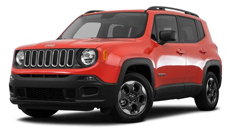 Lease A 2018 Jeep Renegade Sport Automatic Awd In Canada