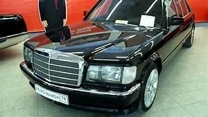 Mercedes-Benz Pullman S600 W126 1990 - YouTube