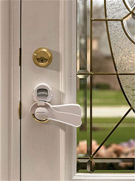 baby proof door handle how to baby proof all types of doors parent guide
