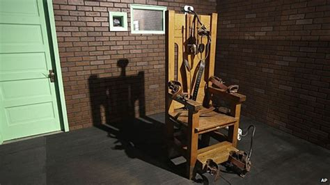 electric chair haunts us former executions chief news