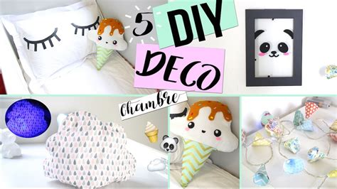 Diy Deco ┋ Chambre Pas Chere  Room Decor Francais Youtube