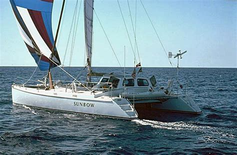 Catamaran For Sale Gran Canaria by Perry Design Review Atlantic 46 Boats