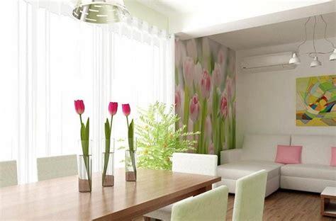 papier peint fleuri rafra 238 chissons la maison pour le printemps