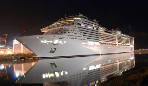 Boat Cruise In East London by Mediterranean Odyssey Cruise Msc Topflight