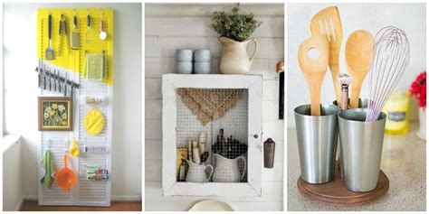Diy Kitchen Utensil Organizers-kitchen Utensil