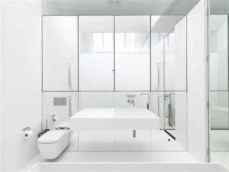 Pure And Crisp White Bathrooms