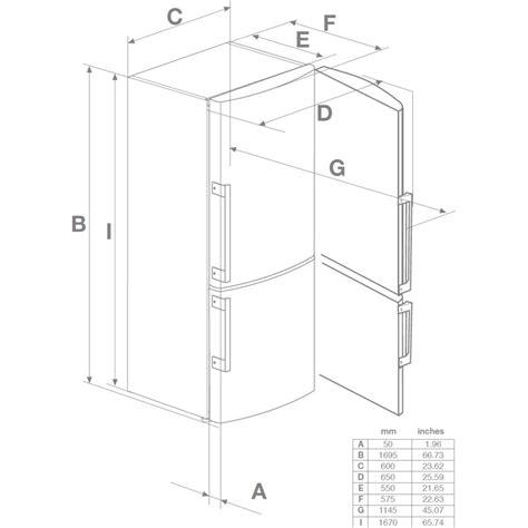 brfb1042whn blomberg 10 6 cu ft counter depth refrigerator