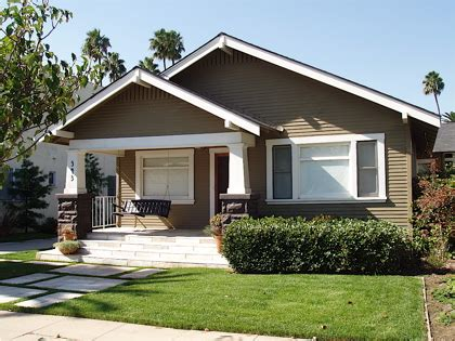 Cal Bungalow California Bungalow Architecture Styles And