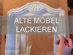 Bett Weiß Lackieren : selber machen lieber selber machen ~ Markanthonyermac.com Haus und Dekorationen