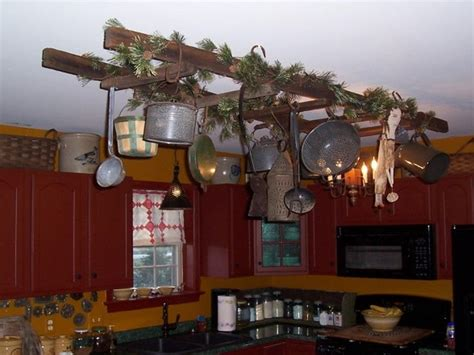 primitive kitchen decorating ideas primitive