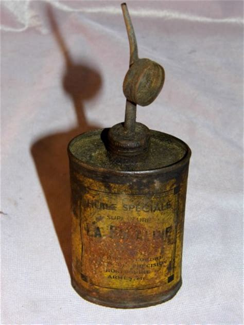 burette d huile ancienne
