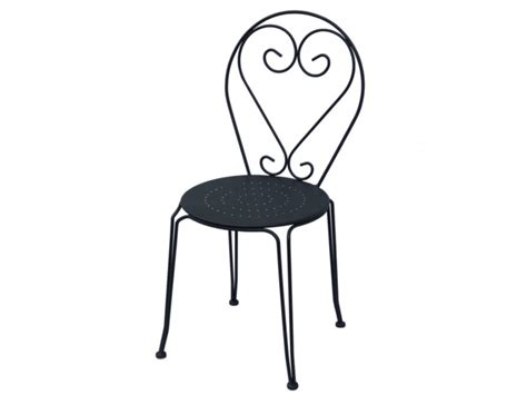 table 4 chaises jardin fer forg 233 guermantes anthracite