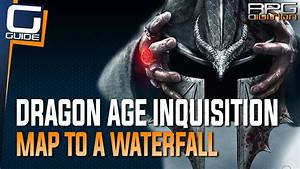 Dragon Age Inquisition - Waterfall Hidden Treasure ...
