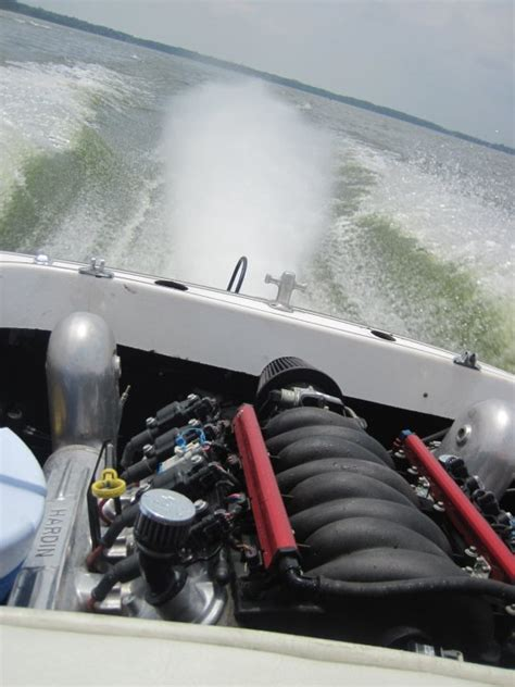 Ls Swap In Boat by Swap Insanity An Ls Powered Jet Boat Lsxtv