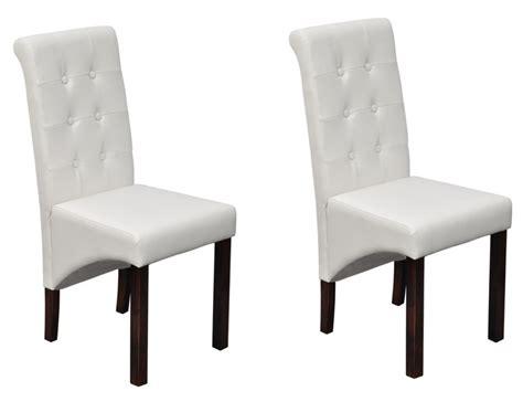 awesome chaises blanches design salle manger 12 chaise de salle a manger blanche sedgu