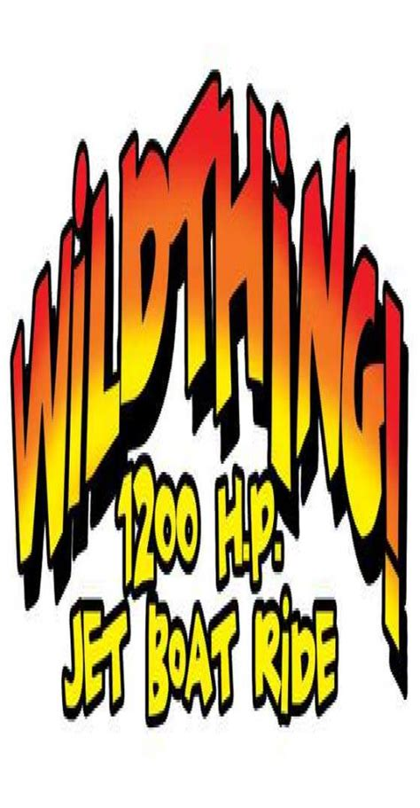 Wild Thing Jet Boat by Wildthing Jet Boat Wildthingjet Twitter