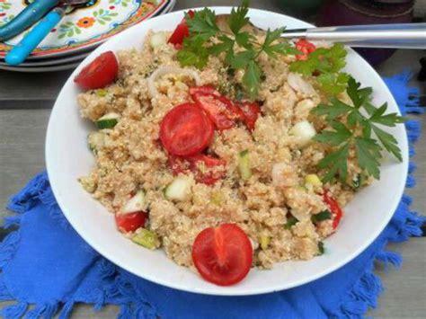 recettes de quinoa de bulle en cuisine