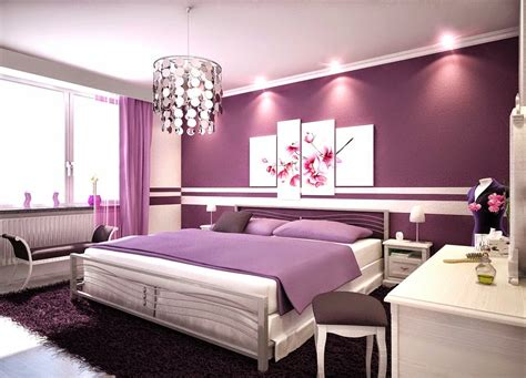 #22 Girl Bedroom With Bunk Beds And Beautiful Wall