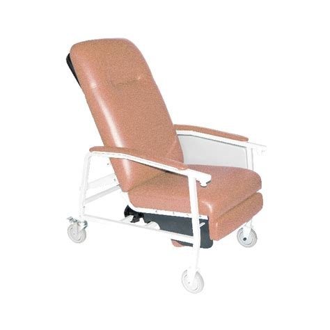 drive 3 position heavy duty bariatric rosewood geri chair recliner